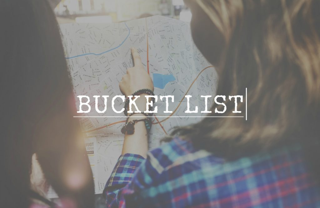 Trips to Put on your Bucket List